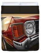 1972 Chevrolet Chevelle Ss  Duvet Cover