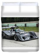 1974 Shadow Dn4 Can-am At Road America Duvet Cover