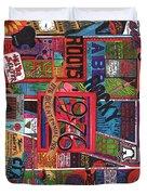 1976 Duvet Cover by David Sutter