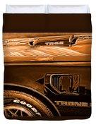 1980 Pontiac Trans Am Duvet Cover