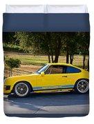 1983 Porsche Haut 911 Duvet Cover