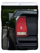 1988 Monte Carlo Ss Tail Light Duvet Cover