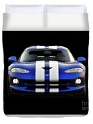1995 Dodge Viper Coupe II Duvet Cover