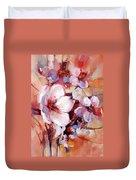 1almonds Blossom  13 Duvet Cover