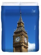 Palace Of Westminster Duvet Cover