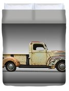 1946 Ford Pickup Truck Duvet Cover