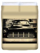 1957 Chevy Duvet Cover