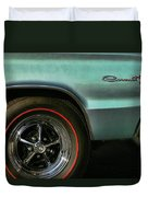 1966 Dodge Coronet 500 Duvet Cover