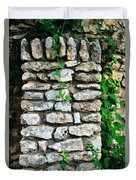 A Garden Moment Duvet Cover