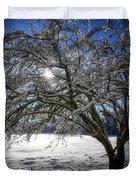 A Winter's Tale Duvet Cover