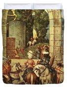 Adoration Fragment  Duvet Cover