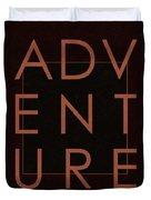 Adventure  Duvet Cover