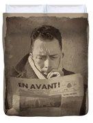 Albert Camus 1 Duvet Cover