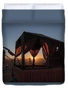 Amazing Tankwa Sunset Duvet Cover