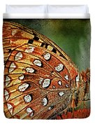 Aphrodite Fritillary 1 Duvet Cover