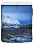 Arctic Reflections Duvet Cover