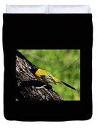 Audubon Oriole Duvet Cover