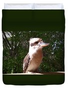 Australia - Kookaburra Full Body Look Duvet Cover