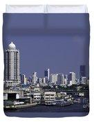 Bangkok Thailand Duvet Cover