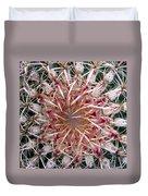Barrel Cactus Duvet Cover
