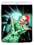 Batman Forever 1995  Duvet Cover