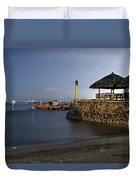 Beach Front Duvet Cover