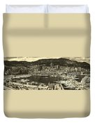 Beautiful Monte Carlo Duvet Cover
