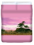 Beautiful Shore Duvet Cover