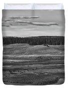 Beautiful Yellowstone Duvet Cover