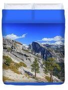 Beauty Of Yosemite Duvet Cover