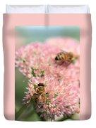 2 Bees Duvet Cover