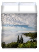 Blue Ridge Parkway. Duvet Cover
