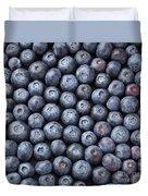 Blueberries Duvet Cover