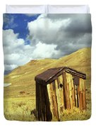 Bodie Outhouse Duvet Cover