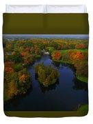 Browndeer Park Duvet Cover