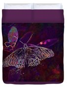 Butterfly Insect Wing Wildlife Bug  Duvet Cover