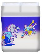 By The Time I Got To Woodstock Duvet Cover