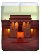 California Palace Of The Legion Of Honor Duvet Cover