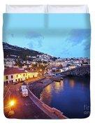 Camara De Lobos, Madeira Duvet Cover