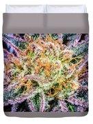 Cannabis Varieties Duvet Cover