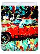 Cards Duvet Cover