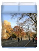 Central Park New York City Duvet Cover