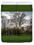 Central Park Views  Duvet Cover