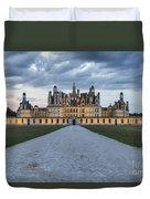 Chambord Castle Duvet Cover