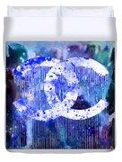 Chanel Art Print Duvet Cover