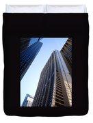 Chase Tower Chicago  Duvet Cover