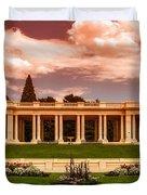 Cheesman Park Denver Duvet Cover