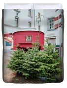 Christmas Time Duvet Cover
