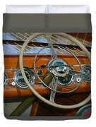Classic Runabout Duvet Cover