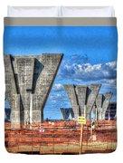 construction WHSD Duvet Cover